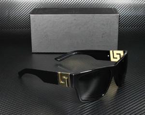 Estilo del verano Italia marca medusa gafas de sol 4269 hombres mujeres diseñador de la marca de protección UV gafas de lente transparente y el revestimiento de gafas de sol de la lente