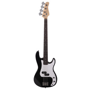 New Squisite Black Black Black Bass Chitarra Burning Style Style Style Ship from USA