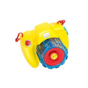 ChildrenS Electric Toy Cameras Electronic Toys Bubble Camera Toy With Light Music Children Festival Fun Gift Bubble Camera For Children