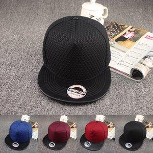 2020 new South Korea's light board net hat hip hop hats Street tide men and women flat cap fashion hip-hop baseball caps