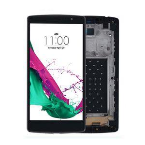 Pour LG G4 Mini G4S H735 H736 LCD Écran Tactile Affichage Digitizer Assemblée Replacment 5.2 pouces Écran Meilleure Qualité LCD Complet Avec Cadre