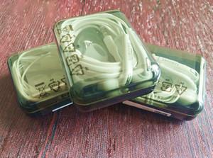 borda qualidade Fones de ouvido Earbuds Para Samsung S7 S6 Nota4 Nota 5 Galaxy fone de ouvido em ouvido fone de ouvido com Mic Volume Control EG920