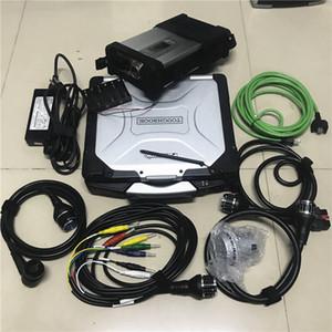 Diagnostic professionnel Auto Star Diagnostic CF30 Ordinateur portable CF-30 avec 2021 Nouveau Ware Soft-Ware HDD SD Connect Compact 5 Mo Diagnostic de voiture