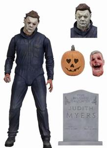 Figura de ação do Dia das Bruxas - Michael Myers final