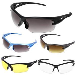 Motocycle protezione UV Occhiali da sole corsa Sport Occhiali da sole