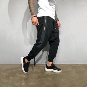 Harem Pants Calças Homens Moda Sports Casual Sweat Corredores Calças 2020 Mens Designer