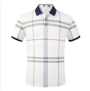 Los diseñadores de lujo de alta calidad de la camiseta de alta calidad del verano u r b b re r y camiseta diseñador de la camiseta