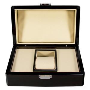 relógio de alta qualidade caixa original cartão de arquivo de caixa de madeira Nautilus Aquanaut bolsa 5711 5712 5990 5980 relógio
