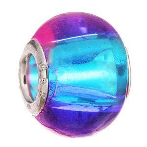 9*14mm DIY diamond bead European loose beads fine glazed accessories beads SJZ003 Handmade Lampwork