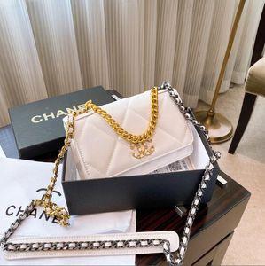 bolsa de la cadena dulce del estilo 2020 señora de la manera clásica de un solo hombro bolsa cruzada cuerpo versátil