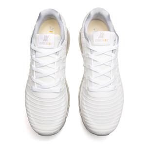 Cojín envío de la gota Rojo Blanco Negro Encaje esbelta joven de hombres mujeres unisex muchacha del muchacho de los zapatos corrientes escotados Diseñador entrenadores deportivos zapatilla de deporte 04