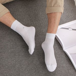 20SS Fashion Trend Hight Qualität Männer Frauen Socken Paare Socken Komfortable Cotton Men Casual White Socks One Size