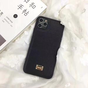 Популярная модель бренда случай мобильного телефона iphone 11 про максимум 7 7plus случай iphone 8 8plus iphone X Xs макс XR твердой оболочки задней крышки A05