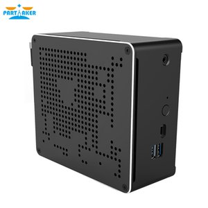 Gaming Mini PC Intel i5 9300H 4 ядра 8 Темы NUC Компьютер Win 10 Pro NVMe PCIe 2 * DDR4 AC WiFi HDMI Mini DP