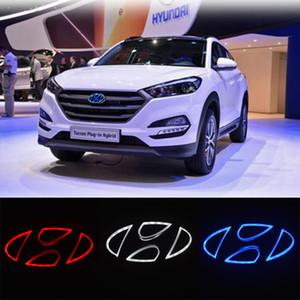 Hyundai Tucson ACCENT SONATA Elantra VERNA I30 GENESİS COUPE SANTAFE IX35 5D Badge Emblem Sticker Led Işık Lambası