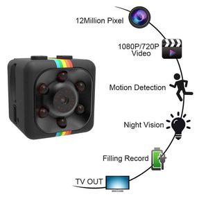 SQ11 1080P Auto DVR Dash Cam Nachtsicht Camcorder tragbare Mini Micro Sport Kameras Video Recorder Cam DV Camcorder CCTV IR