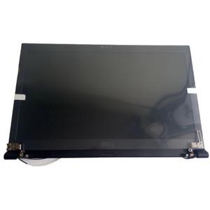 جديد الأصلي a + محمول tophalf مجموعة الكمبيوتر المحمول شاشة lcd لوحة ماتريكس الجمعية ل nec LZ750 13 بوصة