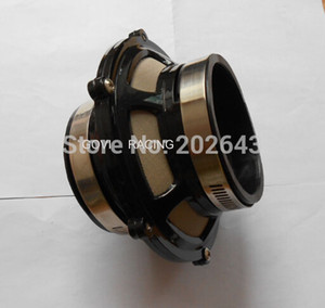 3'' black air Bypass valve filterstainless steel universal for air intake filter pipe turbo supercharger controller