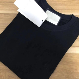 Verano hombre de las camisetas de los hombres de los amantes Pareja 100% de algodón de manga corta fresca de la Mujer Hombre camiseta tops ropa XS-XXXL Hombre Tee Shirts