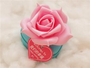 Cajas del caramelo de favores de la boda regalos de dulces cajas de estaño Contenedores boda caramelo en forma de corazón de chocolate regalos del banquete de boda para la caja de regalo