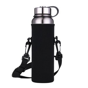 Insulation Cup Outdoor Portable Kettle Travel Sports Water Bottle Carrier Insulation Sealing Bag