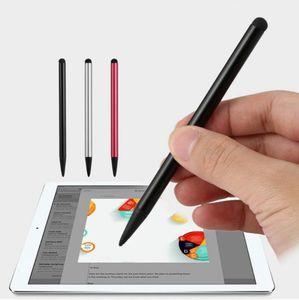 Resistência de capacitância plástica universal Dual Use caneta touch caneta portátil mini caneta para iPad iPhone GPS