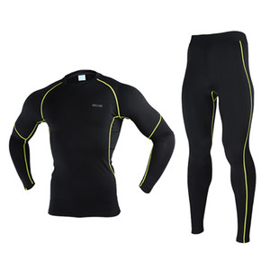 Quick Dry Cycling Base Layers Compression Bike Bicycle Thermal Warm Cycling Underwear Breathable W Windproof Long Jersey