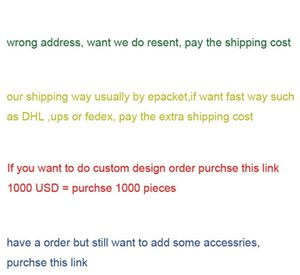 this link for OEM order custom design order or pay the extra shipping