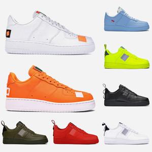 JDI Dunk 1 Men Kapalı Kadınlar Kaykay Ayakkabı Düşük MCA Üniversitesi Mavi Beyaz Utility Siyah Zeytin günde Bayan Tasarımcı Eğitmenler Sneakers var