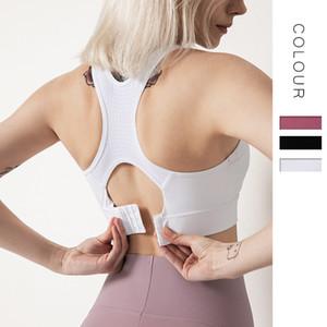 Новый внешний Wear-Shock-Proof спортом Бег жилет женщин лето Push-Up Стереотипы Фитнес Красота Назад Йога Bra
