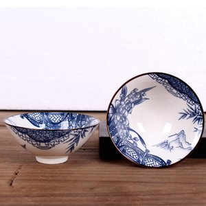Синий и белый фарфор чай 1шт Cup, Kung Fu Teacup, китайский стиль модели керамические Чашки, чайный набор аксессуаров