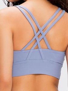 Running Yoga Fitness Bra Energy Bra Long Line Online Only Yoga Active SportsWear Female Workout GYM Brassiere Sport Straps