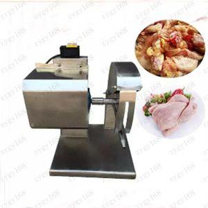 Kesim Evi Meat Shop için Makine Kümes Kesme Testere Kesme Sıcak Satış Tavuk Kesici Piliç Kesim Makinası Ticari Kanatlı Eti