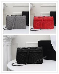 Toz torbası ücretsiz alışveriş roseone Yeni yüksek kaliteli YandSL 3A 25cm Kadınlar FashionBag Omuz Çantası Totes Çanta hakiki deri 4 renk 8800