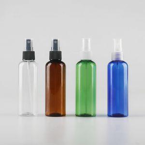 30ml 50ml 100ml Bouteille vide Spray désinfectant pour les mains en plastique PET Mist Vaporisateur Pompe pour l'alcool, toner, etc.