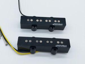 Wilkinson WBJ Alnico Bass Pickups 4 Strings JAZZ Electric Bass Guitar Pickups In Stock