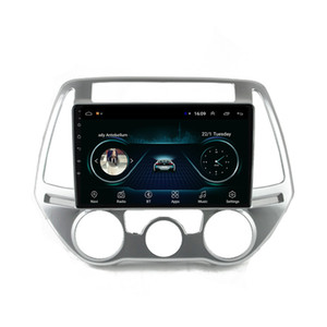 Android car mp3 mp4 player excellent bluetooth HD1080 free map high quality music player for Hyundai i20 2012-2014 9inch
