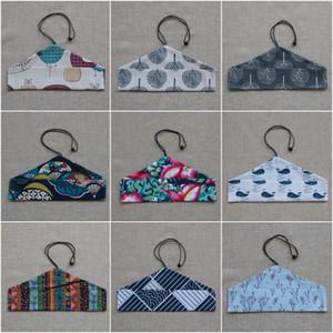 Janpan Style Portable Vaisselle Sacs Sacs De Stockage pour Baguette Spatule Fourchette Voyager Couverts Sac En Tissu De Coton
