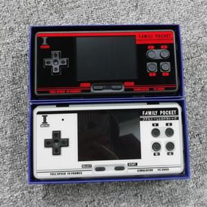 Fast Ship Nostalgic SIMULATOR FC3000 Family Pocket Handheld Game Console Handheld Full Speed 70 Frames Game Console