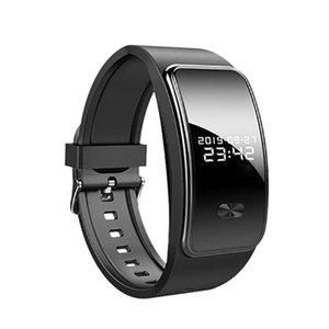 Audio Voice Activated Wrist Bracelet Recordings MP3 Player Voice Recorder Watch 8GB HIFI for Lectures(8G)