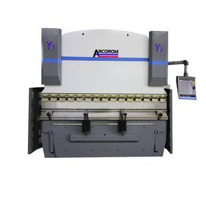 Nuevo estilo Venta caliente máquina dobladora cnc prensa freno DA52S cnc prensa freno para ee.uu. haco técnico / barato Prensa freno