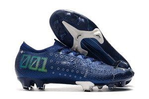 2020 heißen Männer Mercurial Dämpfe XIII Elite AG FG TF 13 CR7 MDS 001 Ronaldo Neymar NJR SHHH Traum Geschwindigkeit 360 Fußball-Fußball-Schuhe