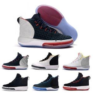 2019 tênis de basquete Campeonato New World Mens equipe chinesa equipe americana azuis preto tênis esportivos formadores cestas zoom des chaussures