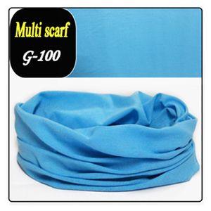 Nahtlose Nickituch magische Kopftuchs für Männer und Frauen Outdoor Sport Radfahren Kopftuch Halstuch Schal IIA209