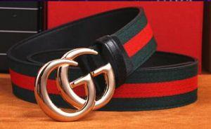 Los diseñadores de la vendimia cinturones de cuero genuino de la cintura correas populares Hombres Mujeres Cinturón causal de lujo de alta calidad de la hebilla de cinturones 778