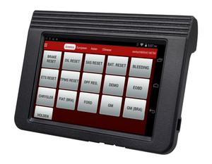 발사 X431 V 자동차 전체 시스템 진단 도구 OBD2 스캐너 (16) 재설정 서비스 ECU 코딩 작동 시험 2 년 무료 업데이트