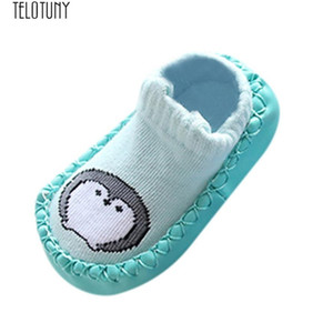 Arloneet Newborn Baby Cartoon Animal Neonate Ragazzi Anti-Slip Slipper Scarpe Stivali l0810