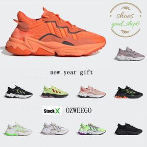 2020 novos originais Kanye 500 OZWEEGO ADUPRENE Running Shoes velocidade Calabasas Mens treinadores desportivos sapatilhas do desenhista tênis