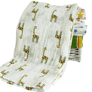 Hohe Qualität Herbst Neugeborenes Baby-Decke Supplies Newborn Super Soft Cartoon Decken 105x105cm Für Betten starke warme Kinder werfen