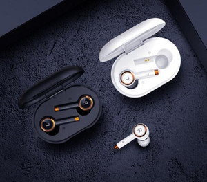 TWS V5.0 Bluetooth Sport Earhook Wireless Earbuds سماعة 3D سماعة 3D F9 لفون 11 Samsung S10